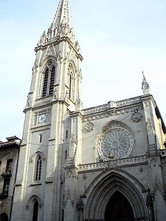 CHURCH OF SANTIAGO