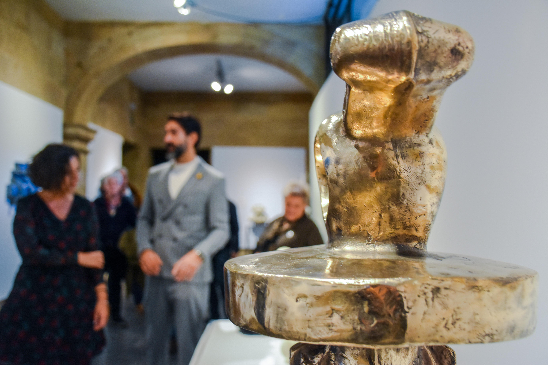 Azken alabak mostrará en el Museo Vasco los últimos vestigios industriales de la empresa Babcock Wilcox bajo la mirada del arte