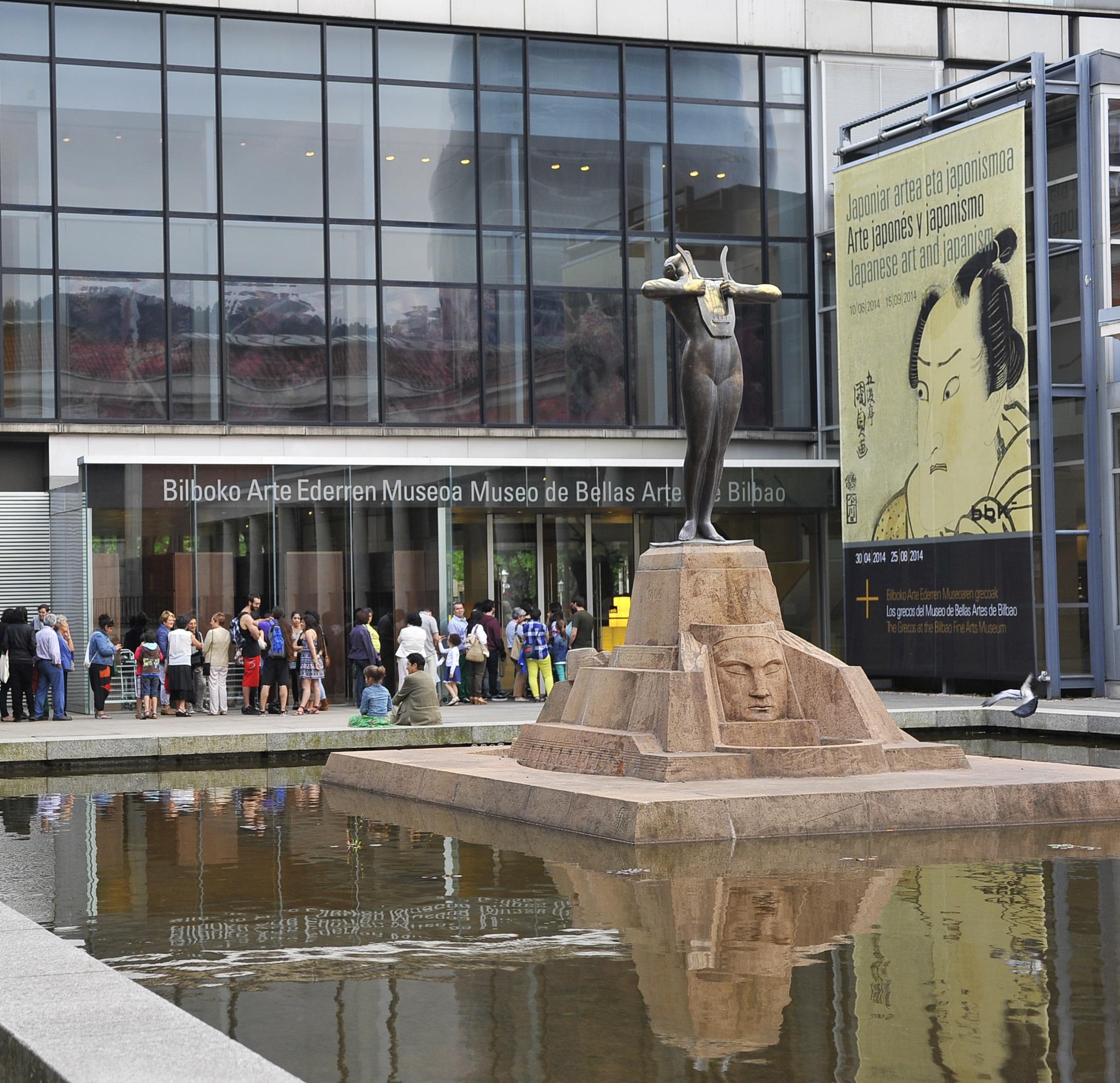 BILBAO FINE ARTS MUSEUM 1