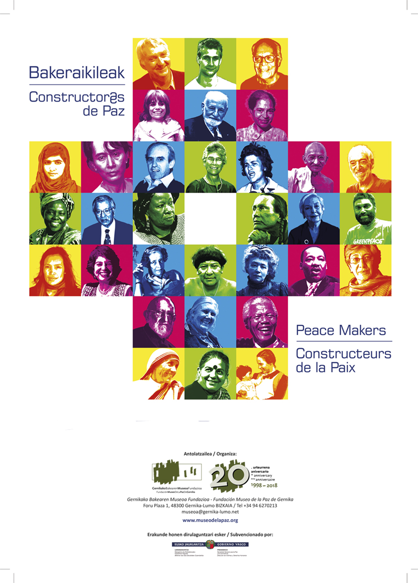 Exhibition: Peace Makers