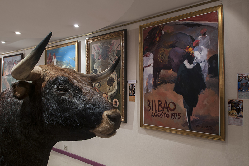 BILBAO MUSEUM OF BULL-FIGHTING  3
