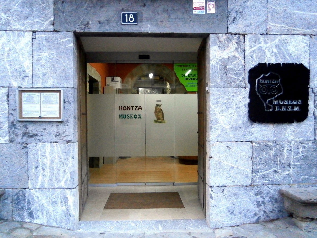 Hontza Museum, Natural Science Museum of the Duranguesado area