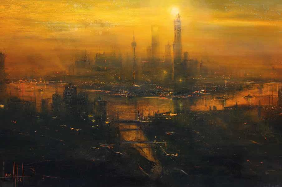 Blade Runner erakusketa. José Abel egile