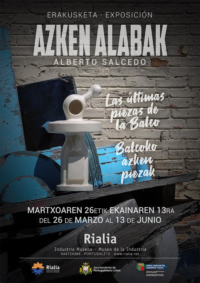 Azken alabak. Las últimas piezas de La Balco