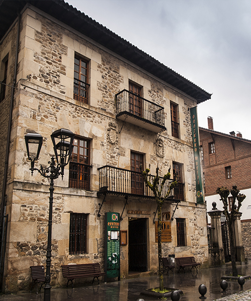 Musée ethnographique dOrozko