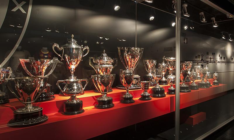Musée de lAthletic Club