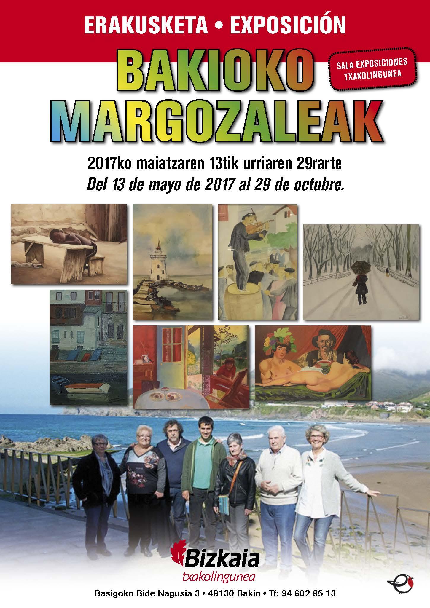 Bakioko Margozaleak