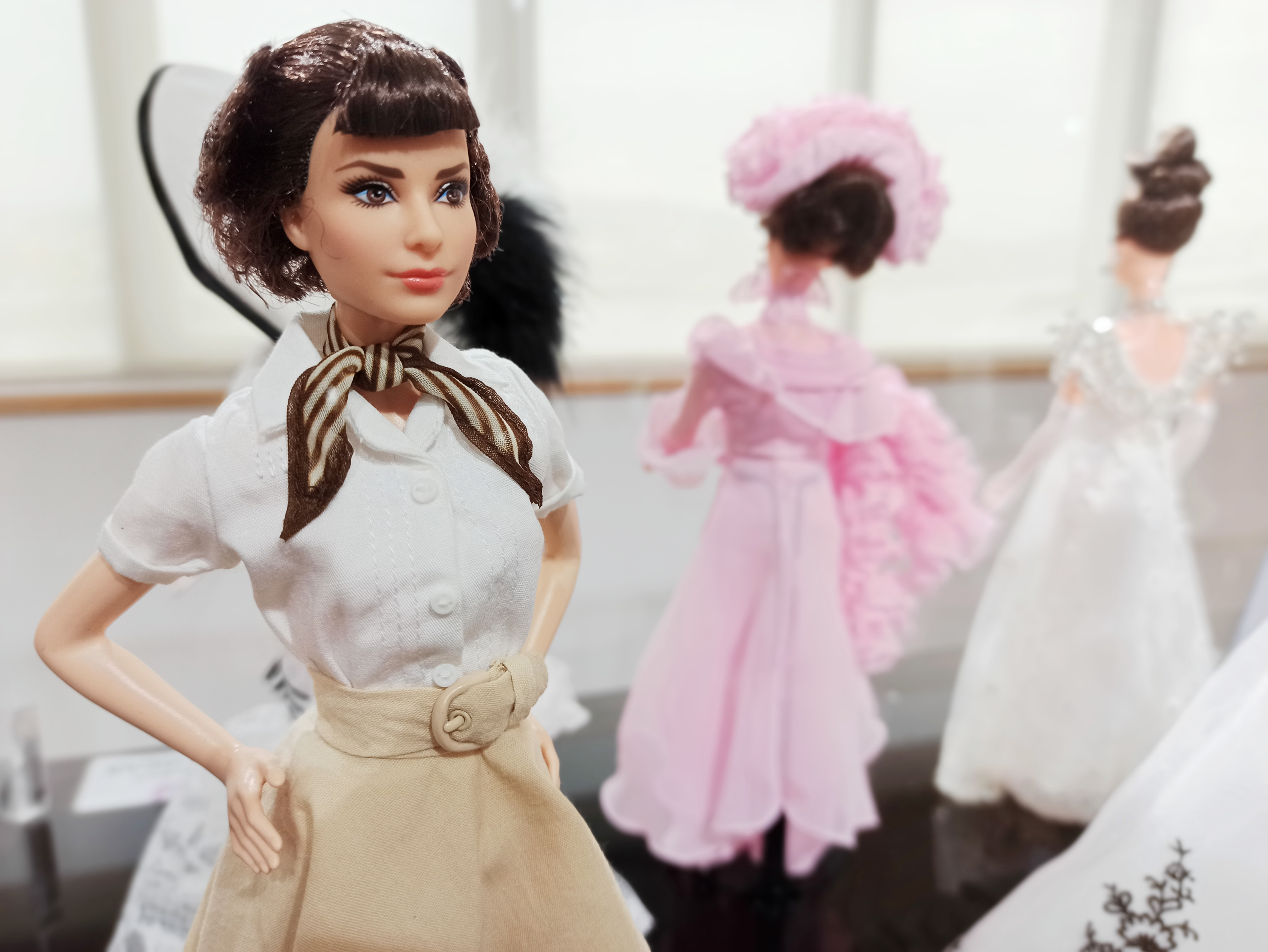Barbie, cine y moda